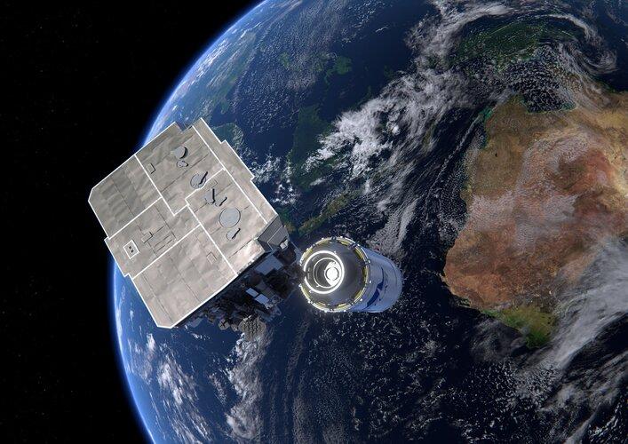 Solar Orbiter separation