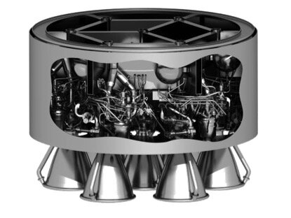 Example Prometheus flight configuration