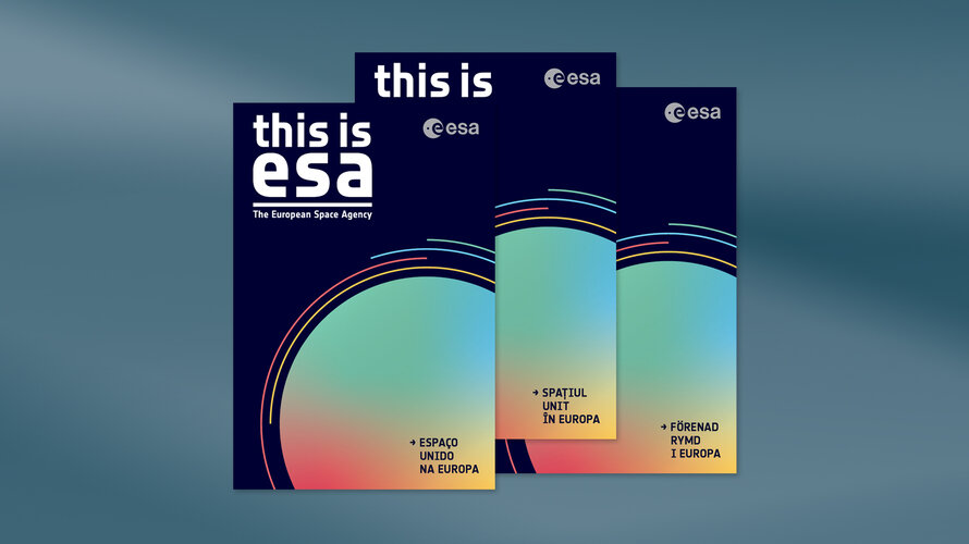 This is ESA available in Portuguese, Romanian and Swedish