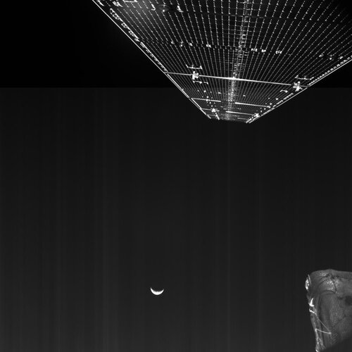 BepiColombo's final glimpses of Earth after flyby