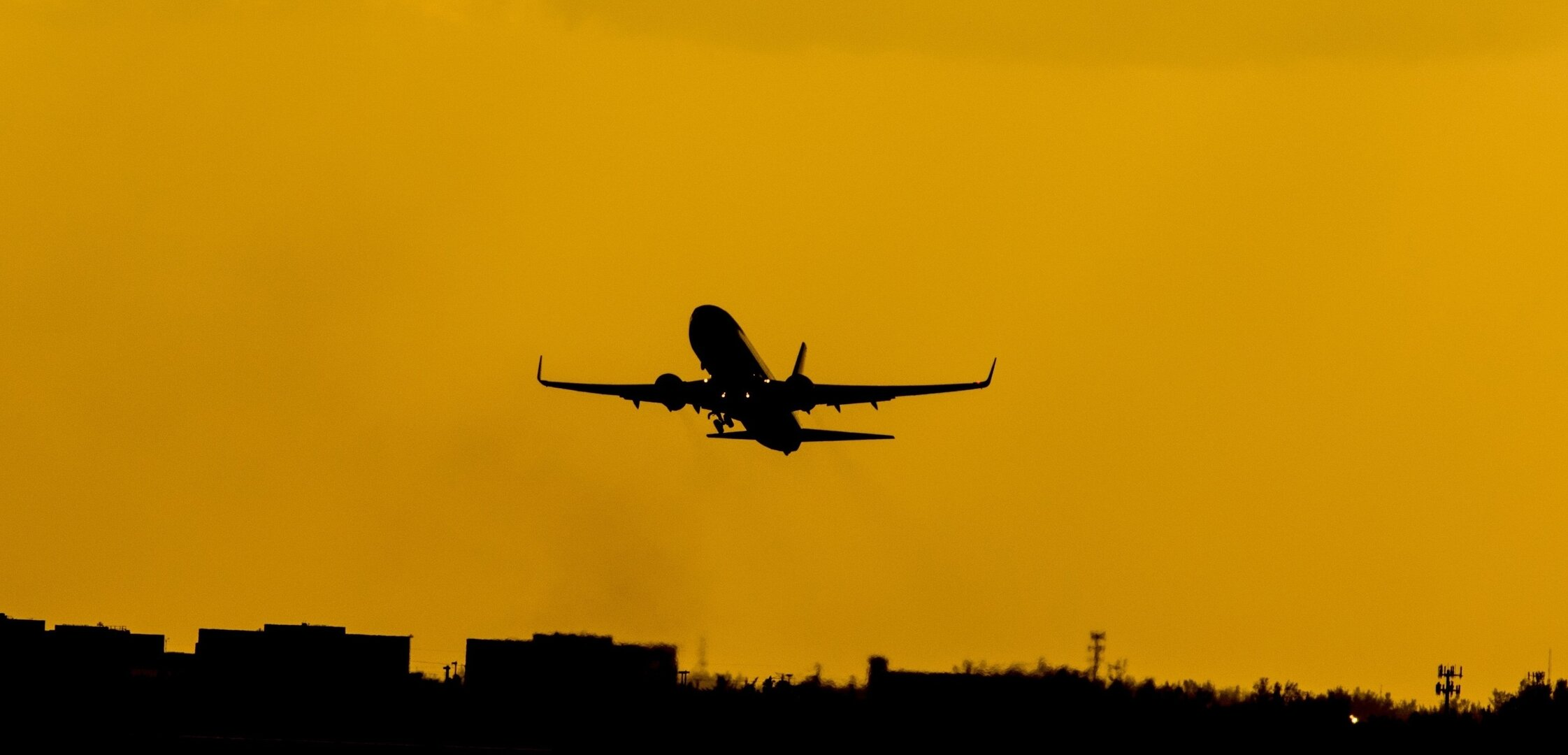 Fewer flights mean fewer atmospheric measurements