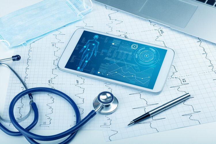 Medical monitoring at a distance