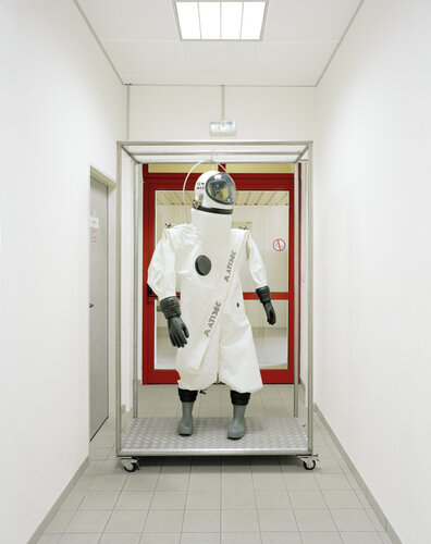 Spacesuit for the ground
