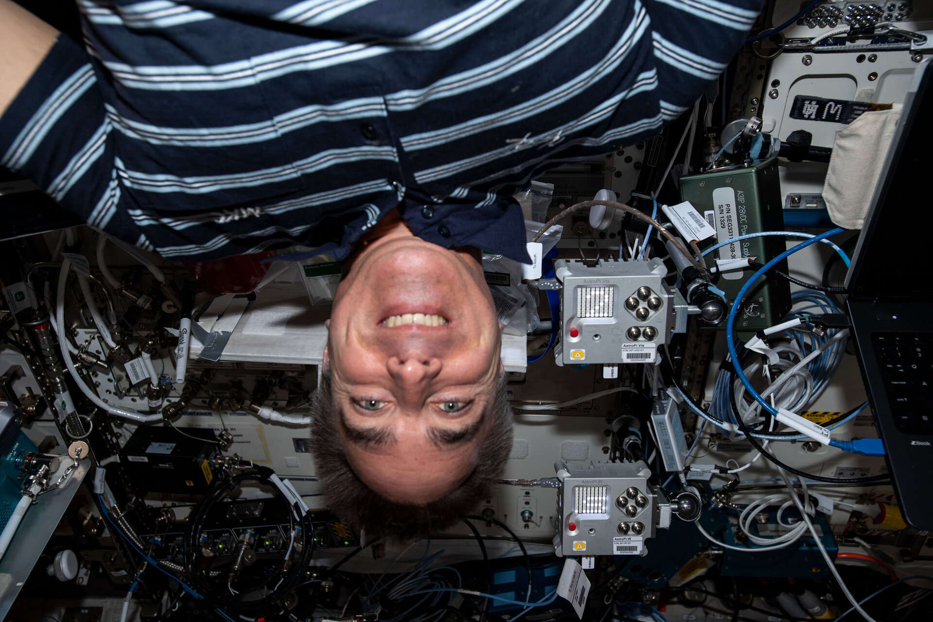 Astro Pi 2019/20: More than 6500 programs run on the ISS