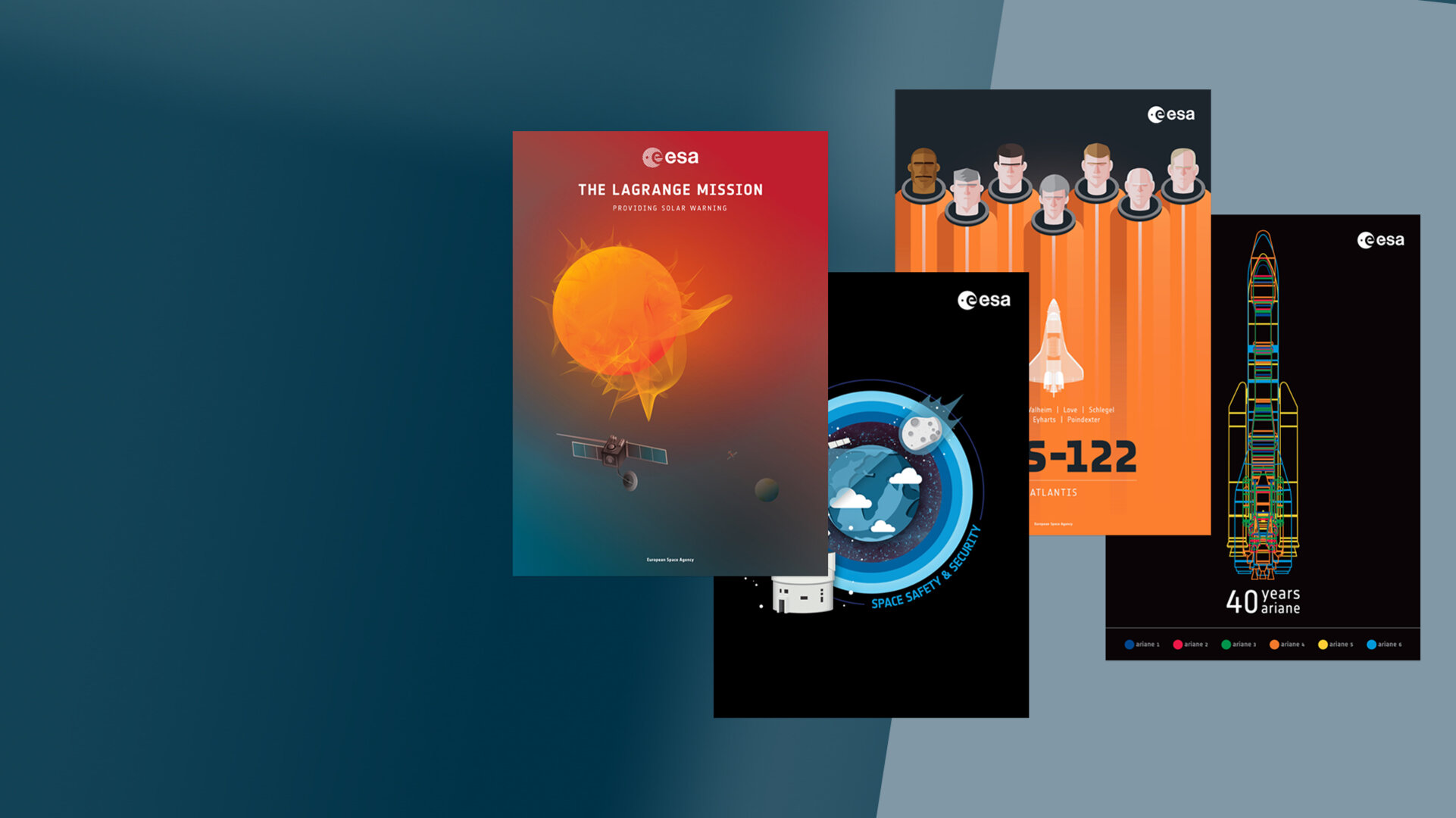 ESA posters now available online!