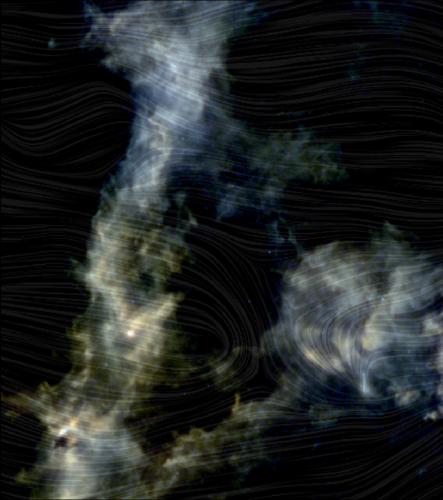 Lupus cloud complex viewed by Herschel and Planck