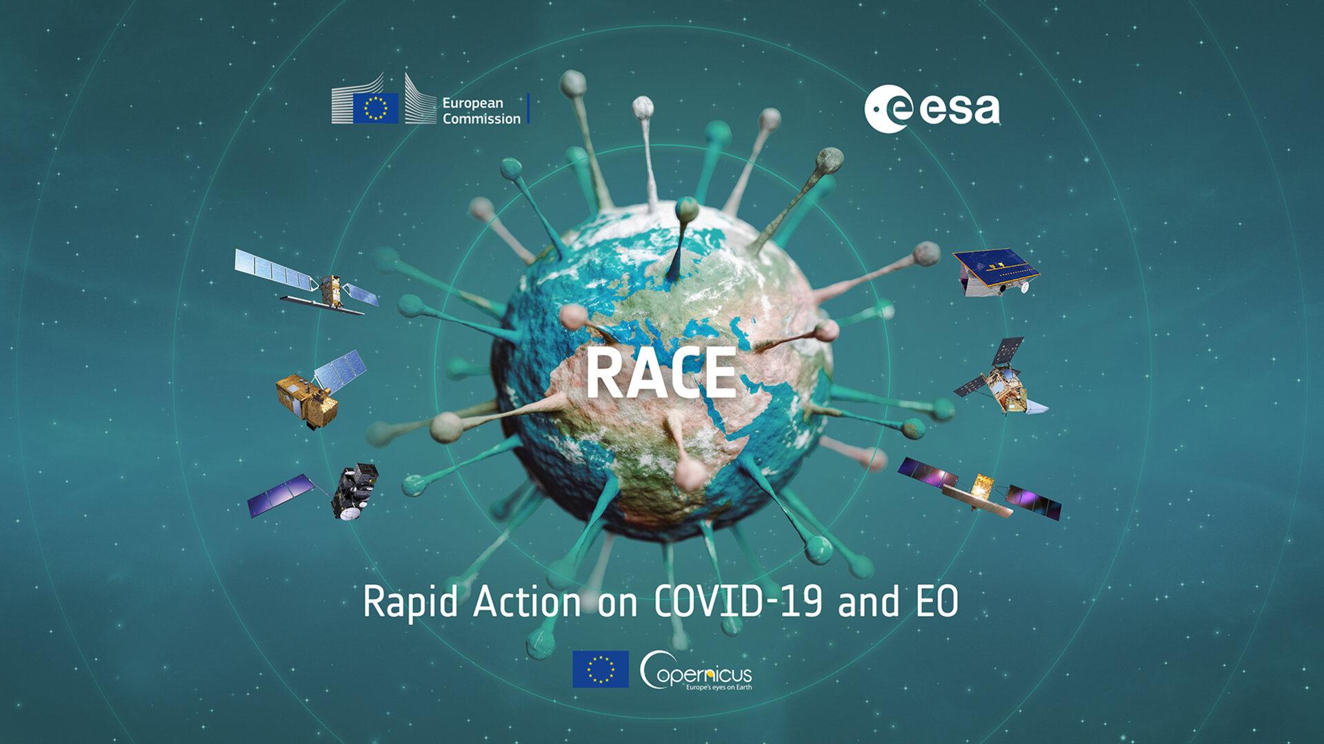 ESA - La piattaforma RACE ora disponibile
