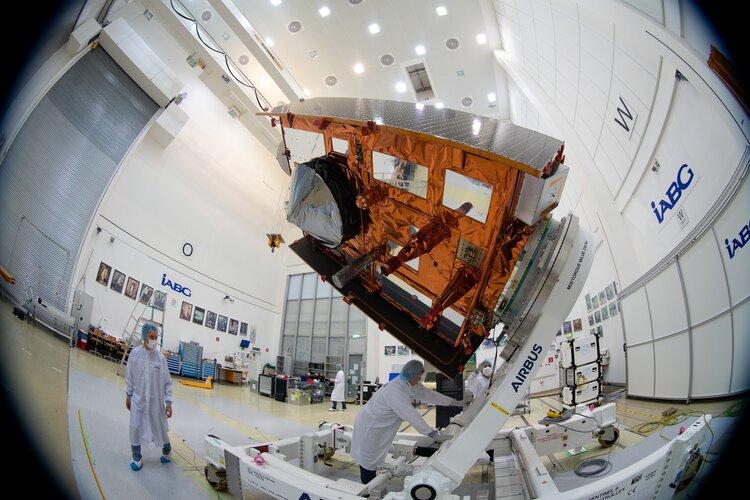 Copernicus Sentinel-6 Michael Freilich