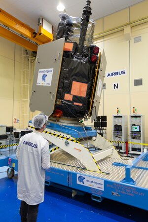 Final technical review for SEOSAT-Ingenio