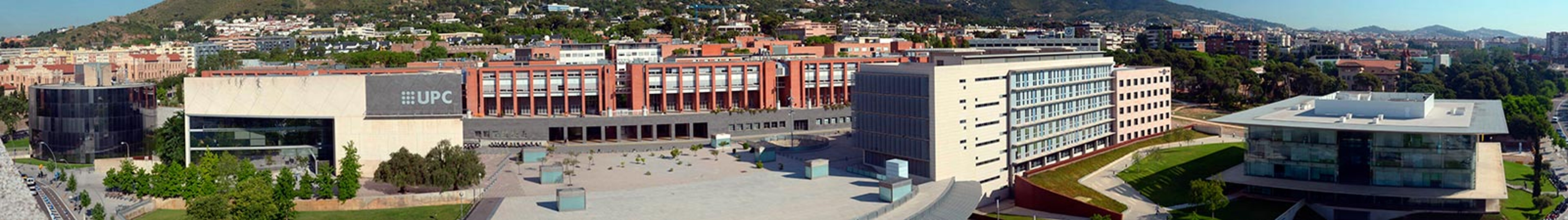 UPC-Barcelona Tech Campus Nord