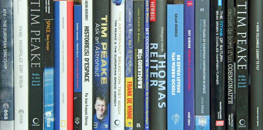 Library of ESA-related books