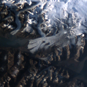 First OPS-SAT photos capture frosty fjord