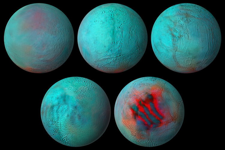 A new view of Enceladus