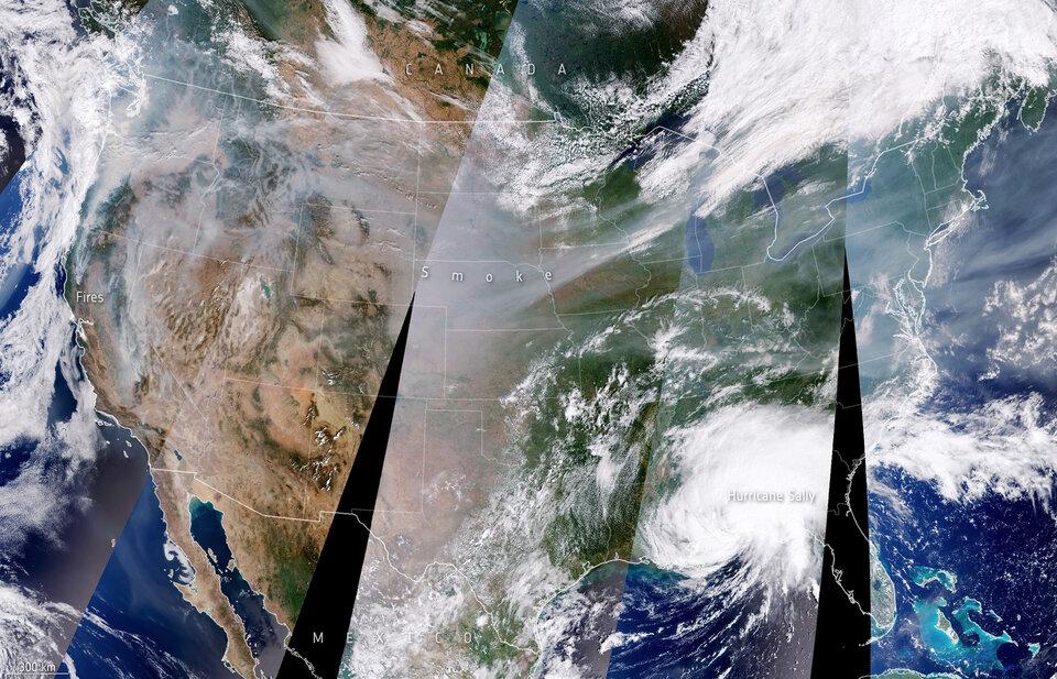 Tra fuoco e uragano