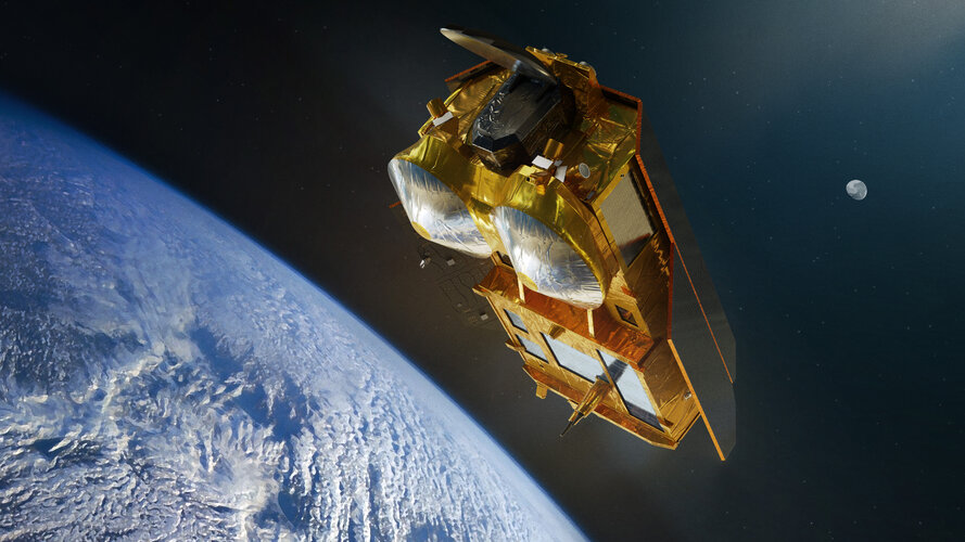Copernicus Polar Ice and Snow Topography Altimeter (CRISTAL) mission