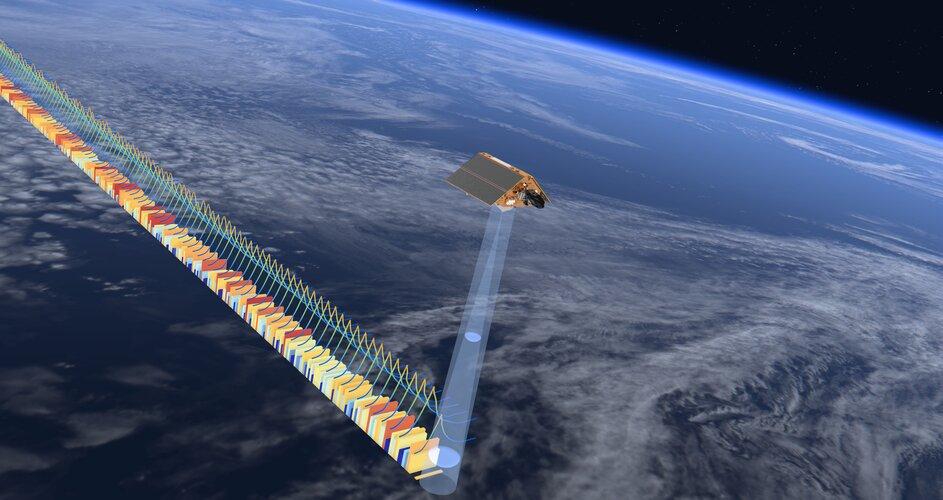 New sea-level monitoring satellite goes live