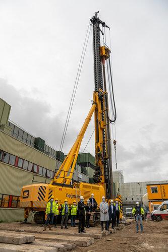 Expanding ESTEC's Test Centre