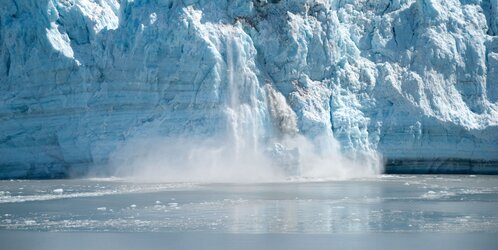 Loss of land ice is causing sea levels to rise