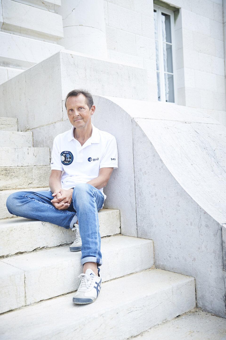 Patrick Michel, investigateur principal de la mission Hera