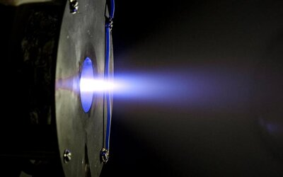 Plasma propulsion for small satellites
