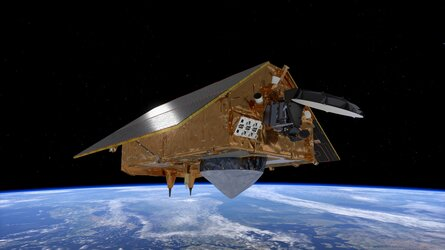 Sentinel-6 in orbit
