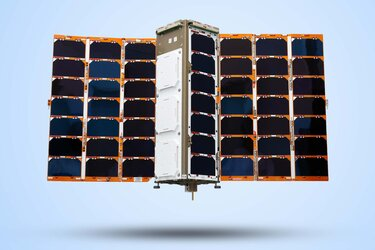 Spire's machine-learning capable nanosat