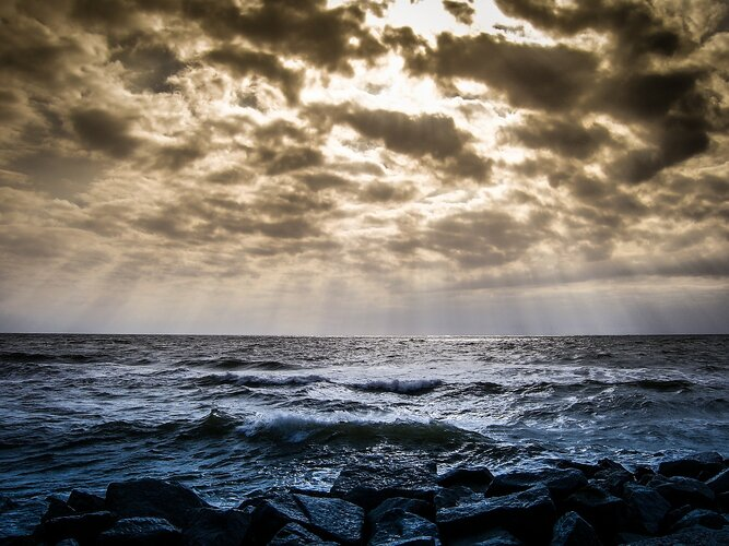 Surface measurements reveal more carbon flowing into the oceans than expected