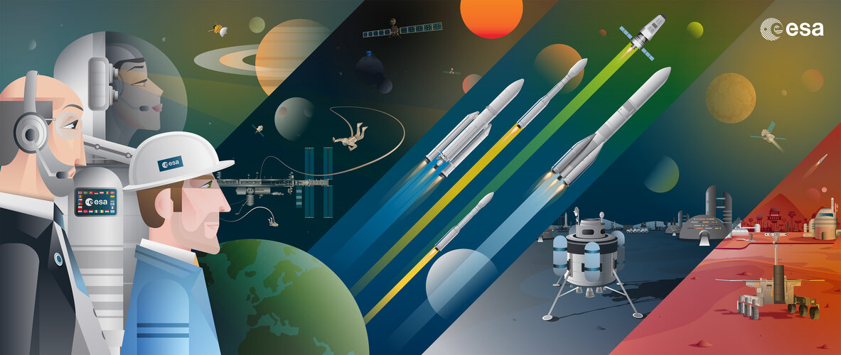 Wanted: your ideas for ESA's future space missions