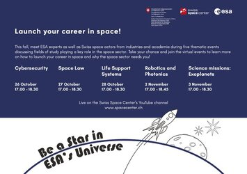 Be a Star in ESA's Universe