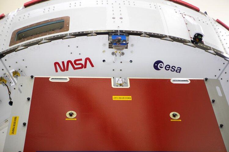 Logos on Orion