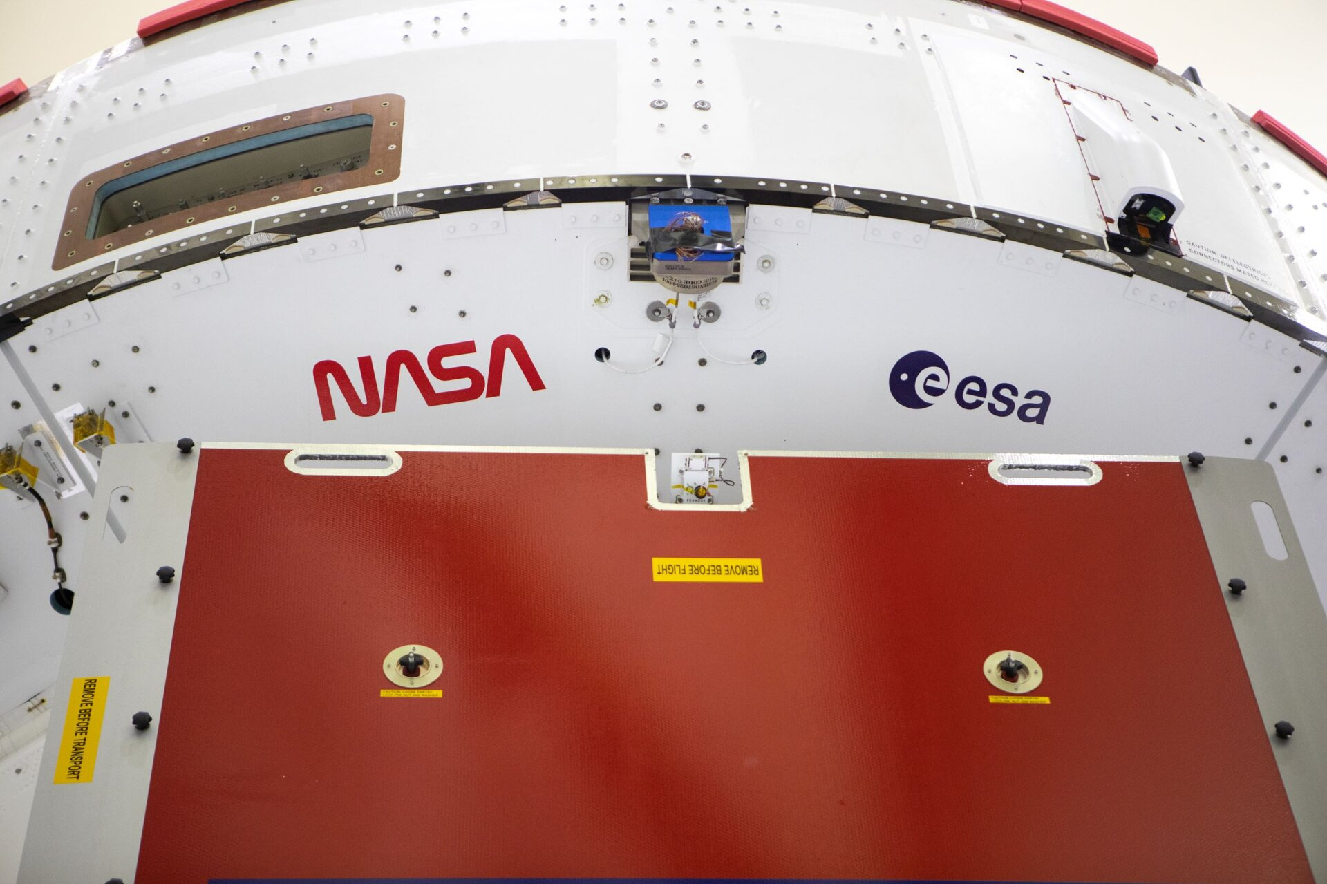 Logos on Orion