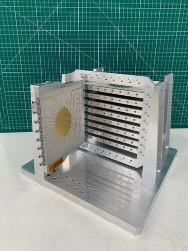 Microwave lenses harnessed for multi-beam forming