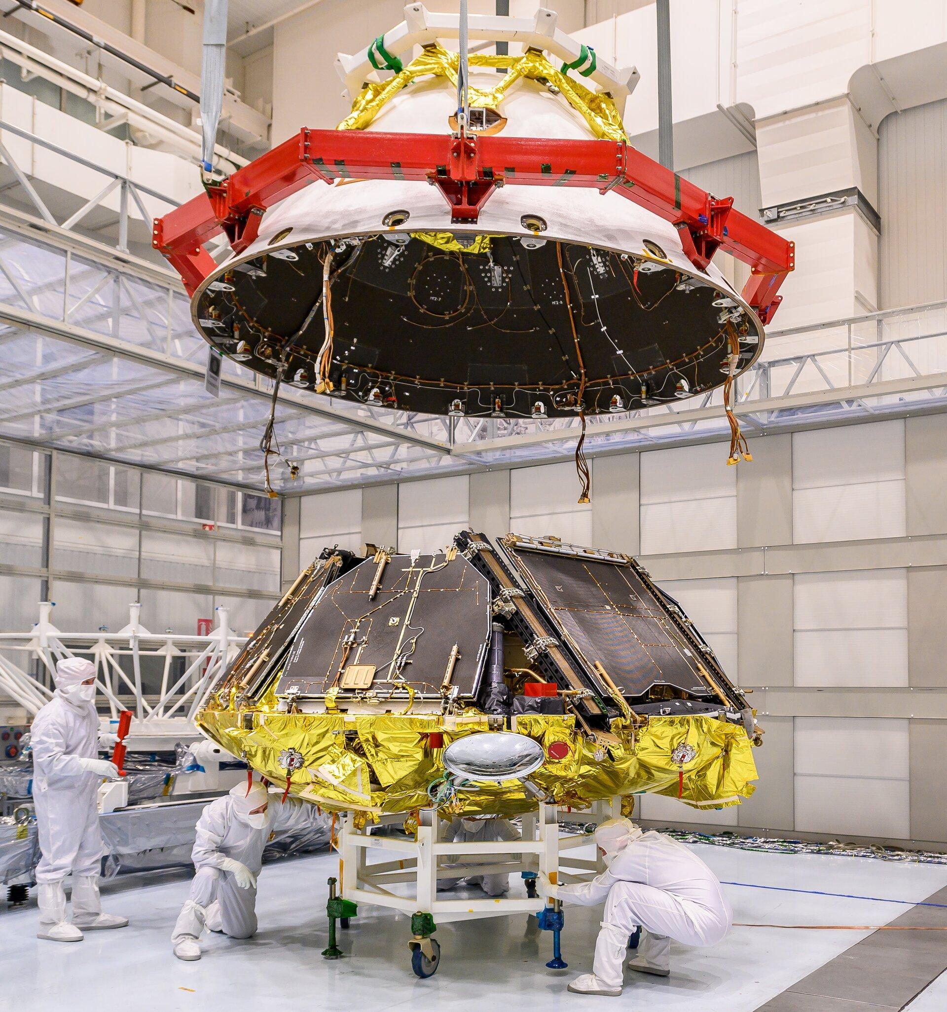 Roscosmos Planetary Exploration Missions - Page 6 ExoMars_platform_and_rear_jacket_pillars