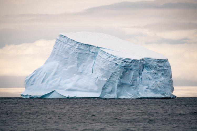 Le spatial, vigie des glaces du Vendée Globe