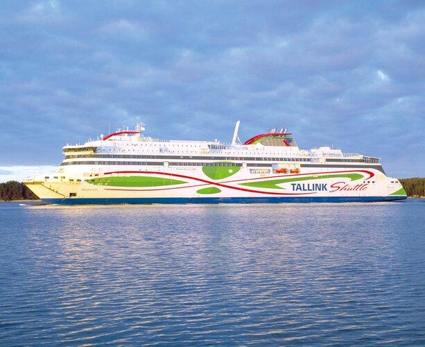 Tallink Megastar ferry