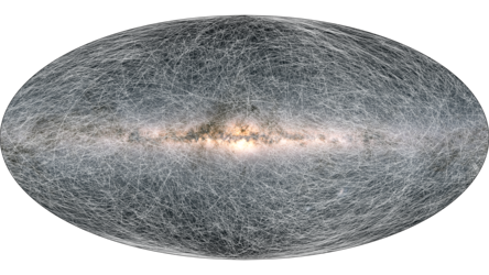 Gaia's stellar motion for the next 400 thousand years