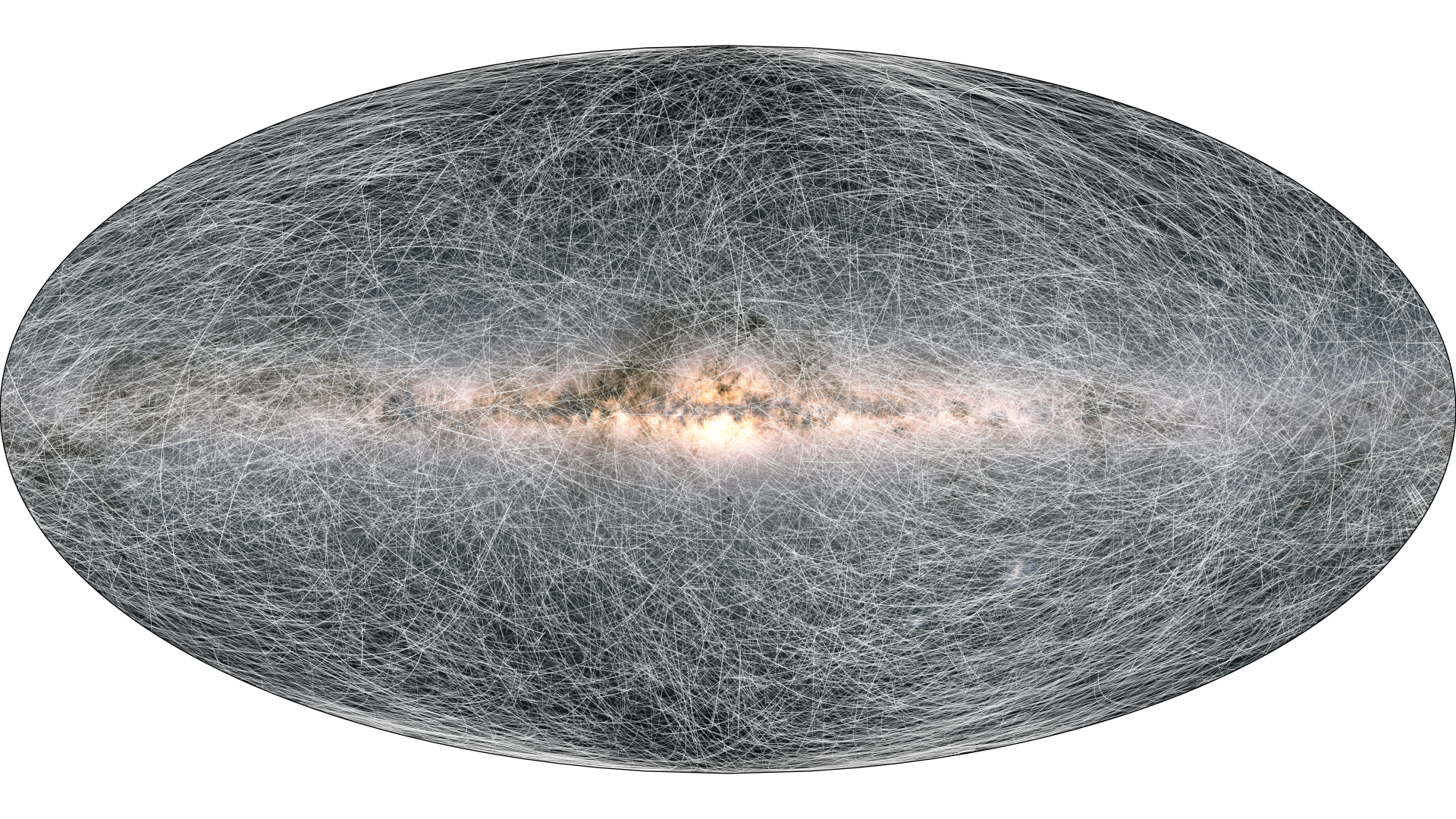 Gaia s stellar motion for the next 400 thousand years pillars