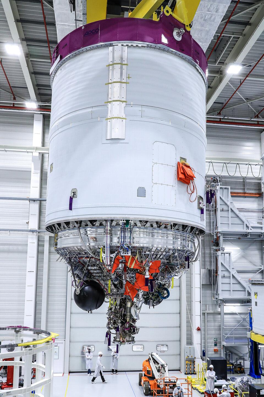 Ariane 6  - Le nouveau lanceur (3/3) - Page 17 Ariane_6_complete_upper_stage_article