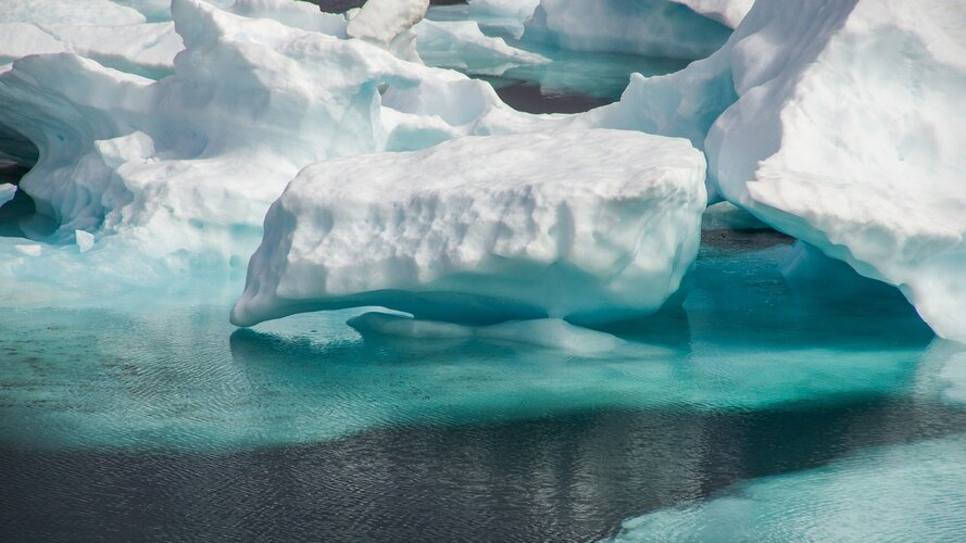 Our world is losing ice at record rate