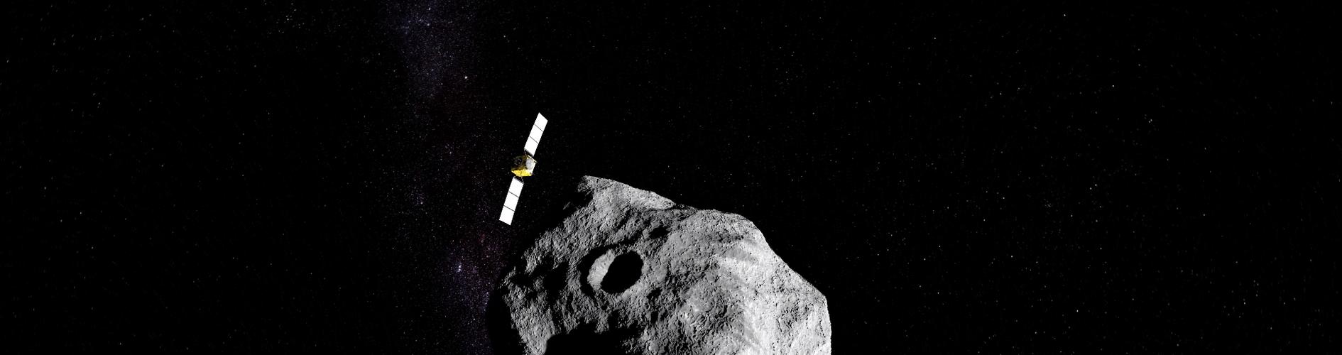 Die ESA-Asteroidenmission Hera – als Fulldome-Show erhältlich