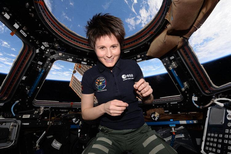 Zweite Weltraummission für Samantha Cristoforetti