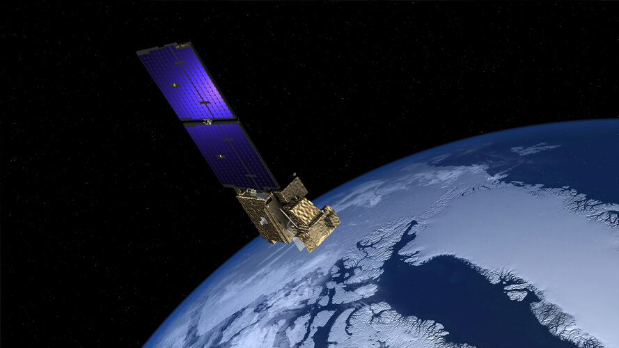 Arctic Weather Satellite