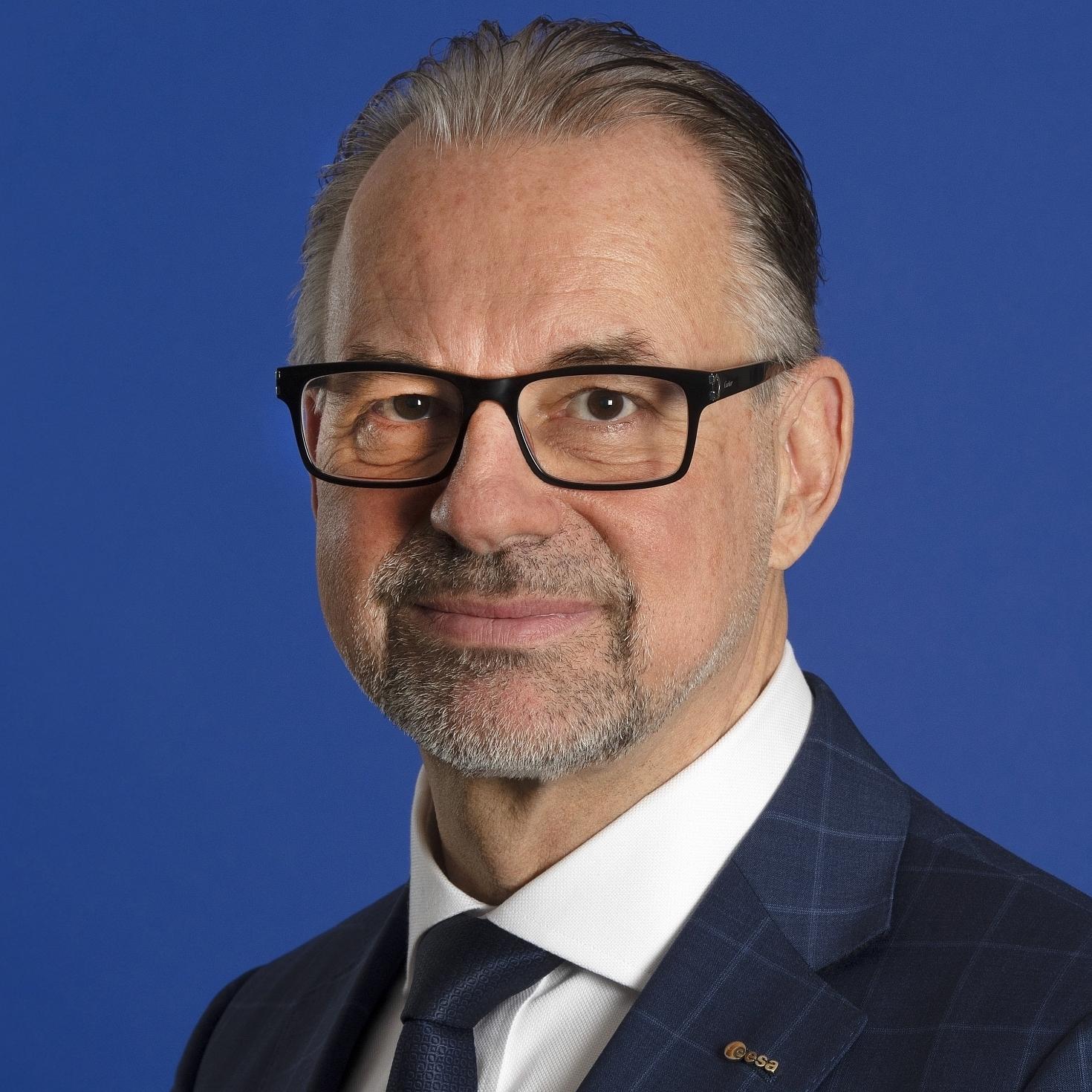 Josef Aschbacher - ESA Director General