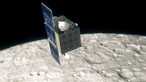 Το Lunar Pathfinder θα επικεντρώσει την κάλυψη στο νότιο πόλο της Σελήνης