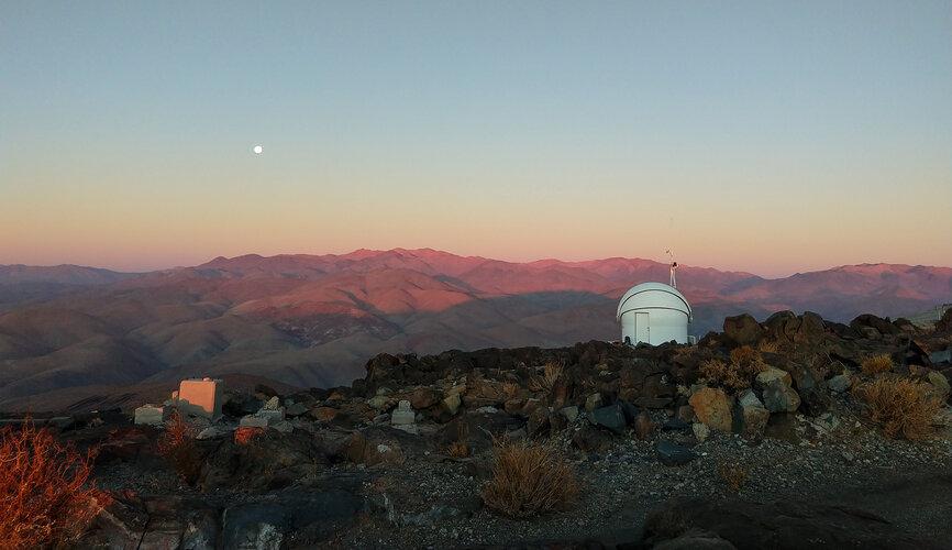 Neues ESA-Teleskop in Südamerika soll gefährliche Asteroiden aufspüren