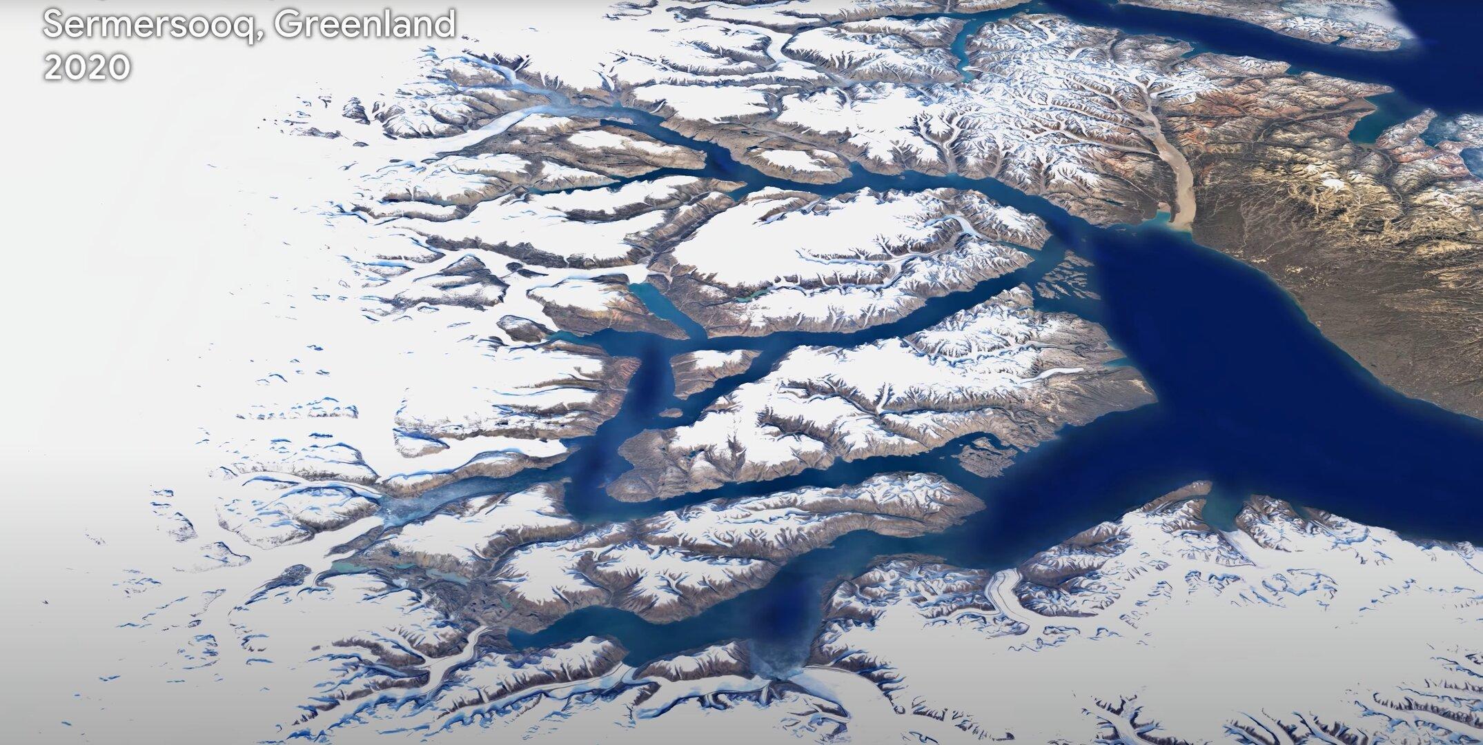 De nouvelles images satellite fondamentales pour Google Earth