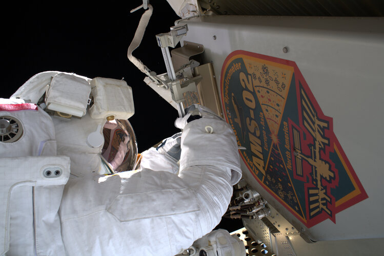 10 years of AMS-02 on the International Space Station