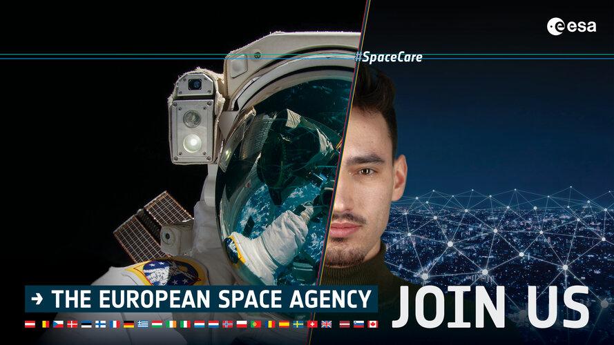 ESA calls for new astronauts