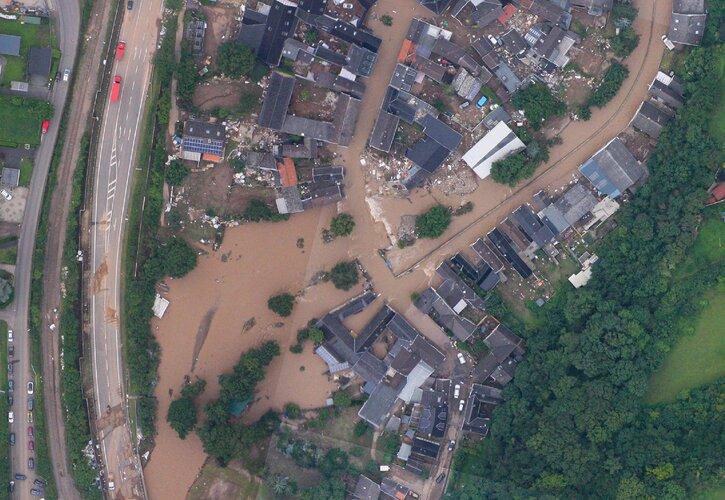 Lageinformationen für die Rettungskräfte
