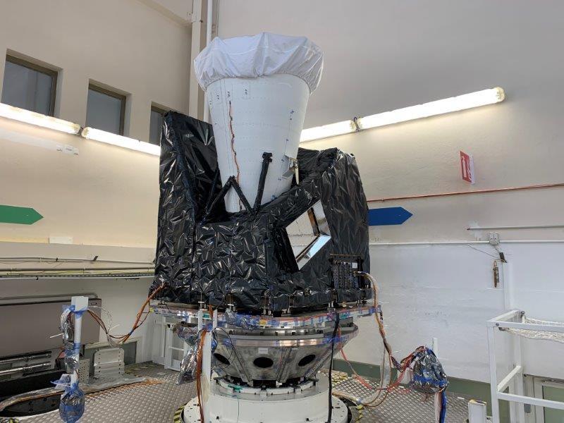 L'imager combinato flessibile sottoposto a test meccanici